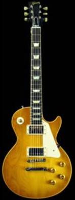 les paul 1958 similar to a 1956 or 1957